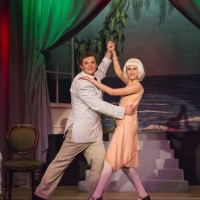 Ed Tunningley and Rosie Goddard in WOW!'s The Boy Friend (2103)