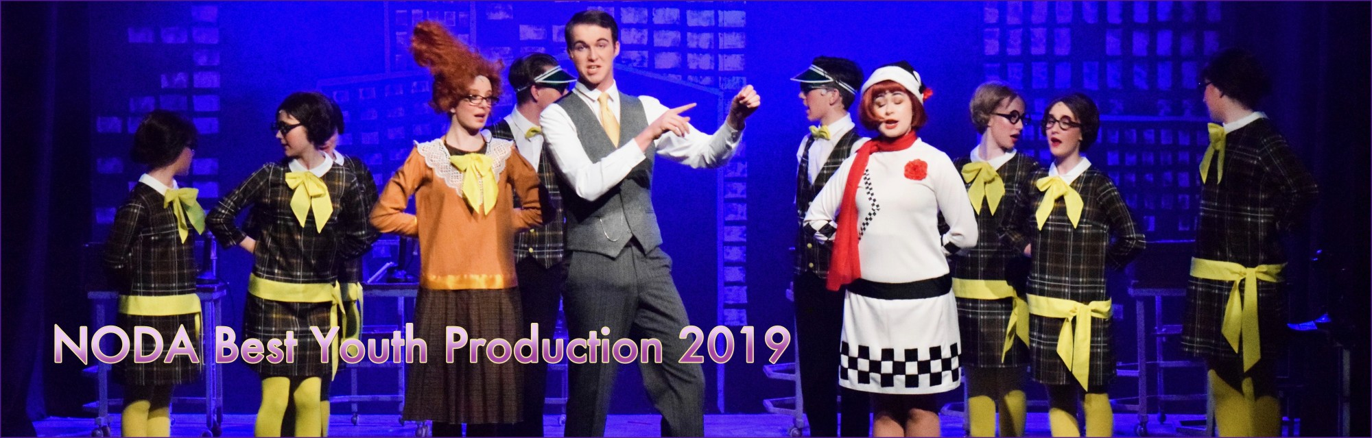 Thoroughly Modern Millie named NODA Best Youth Production