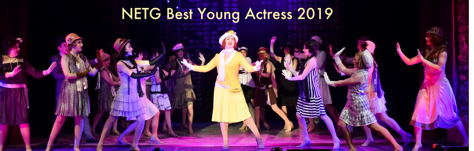 NETG Best Young Actress Yaz