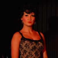 Sam Carlyle as Anita in West Side Story (2011)