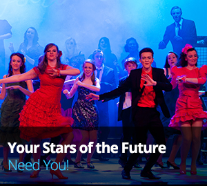Your Stars of the Future Need You!